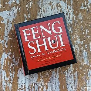 FENG SHUI DOs & TABOOs small hardcover